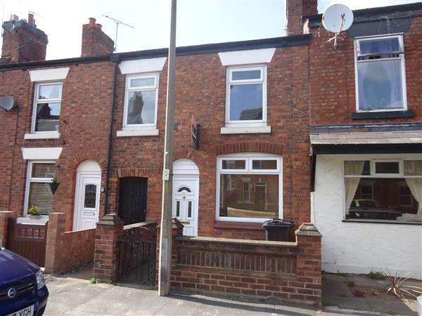 2 Bedrooms Terraced House for sale in Weaver Street, Winsford