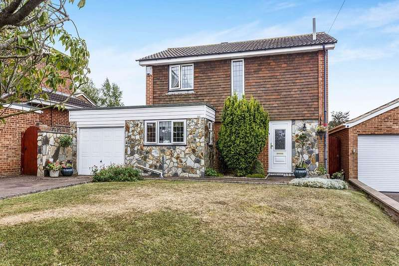 3 Bedrooms Detached House for sale in Ploughmans Way, Rainham, Gillingham, ME8