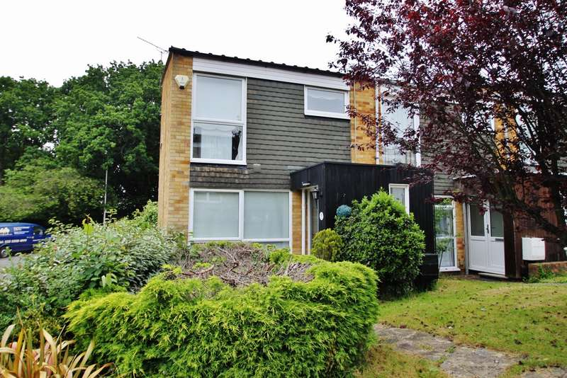 3 Bedrooms End Of Terrace House for sale in The Pines, Woodford Green
