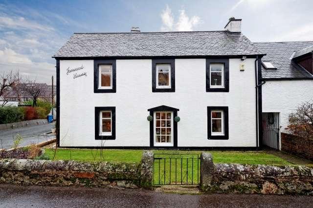 3 Bedrooms Cottage House for sale in Glen Road, Torwood, Falkirk, FK5 4SN