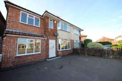 4 Bedrooms Semi Detached House for sale in Lawnswood Drive, York