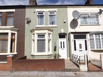 3 Bedrooms Terraced House for sale in Arundel Street, Walton, Liverpool, Merseyside, L4