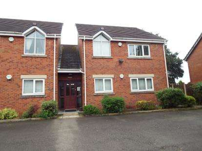 2 Bedrooms Flat for sale in Linsford Court, Back St. Helens Road, Bolton, Greater Manchester, BL3