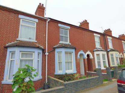 3 Bedrooms Terraced House for sale in Anson Road, Wolverton, Milton Keynes, Buckinghamshire