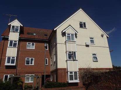2 Bedrooms Retirement Property for sale in Chapel Street, Halstead, Essex