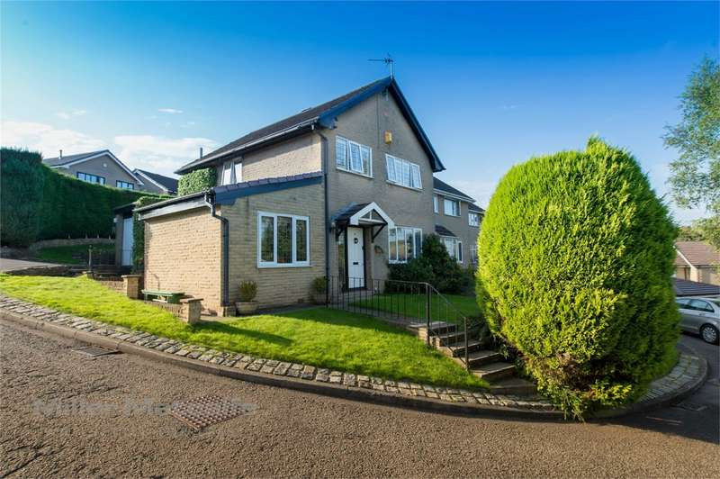 4 Bedrooms Link Detached House for sale in Brookdale, Belmont, Bolton, Lancashire