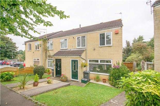 3 Bedrooms End Of Terrace House for sale in Cheviot Way, Oldland Common, BS30 8QB