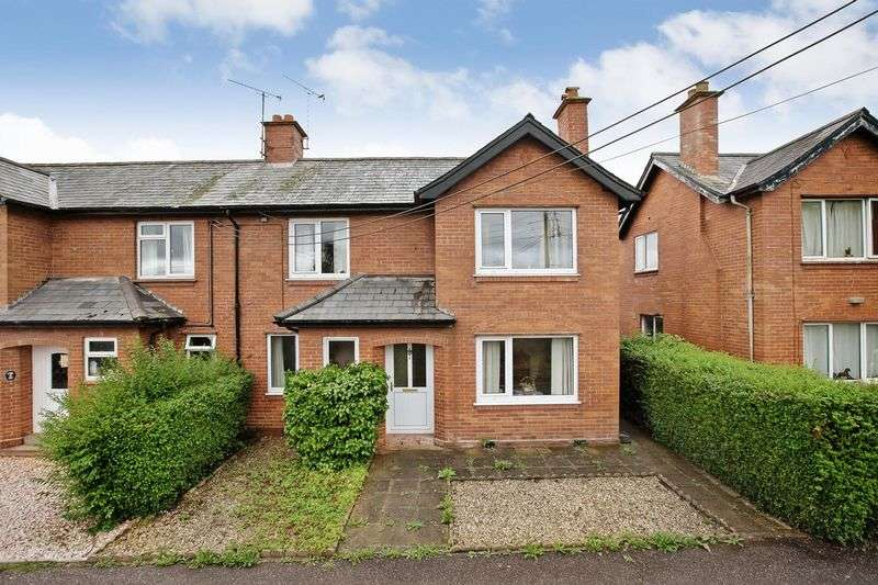 2 Bedrooms Semi Detached House for sale in Fairfield Terrace, Taunton