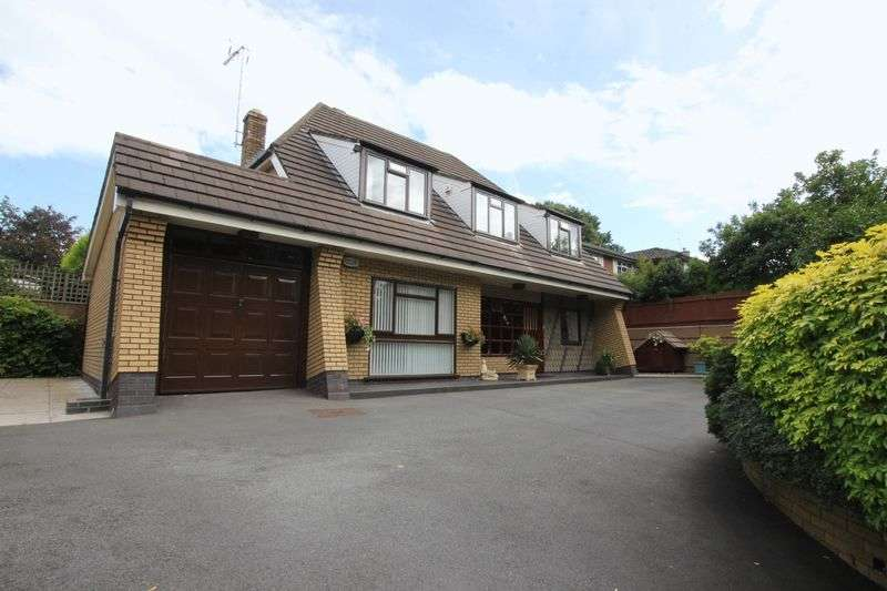 5 Bedrooms Detached House for sale in Talbot Road, Oxton, Wirral