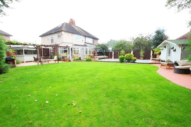 3 Bedrooms Semi Detached House for sale in Marion Grove, Mossley Hill, Liverpool, L18