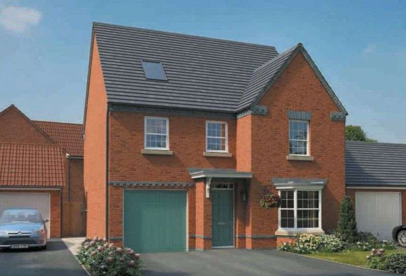 5 Bedrooms Detached House for sale in Hollygate Lane, Cotgrave