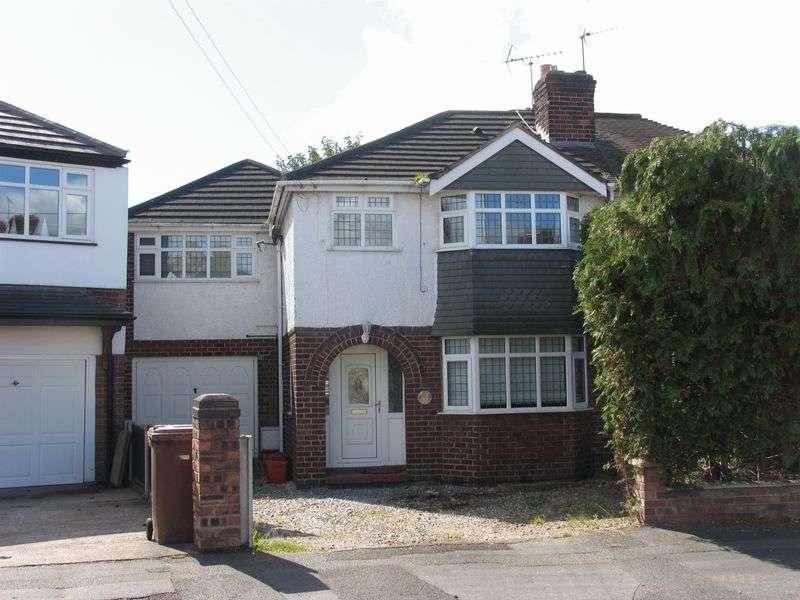 4 Bedrooms Semi Detached House for sale in Emmett Street, Barnton, Northwich