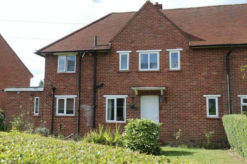 4 Bedrooms Semi Detached House for sale in Southlake Crescent, Woodley