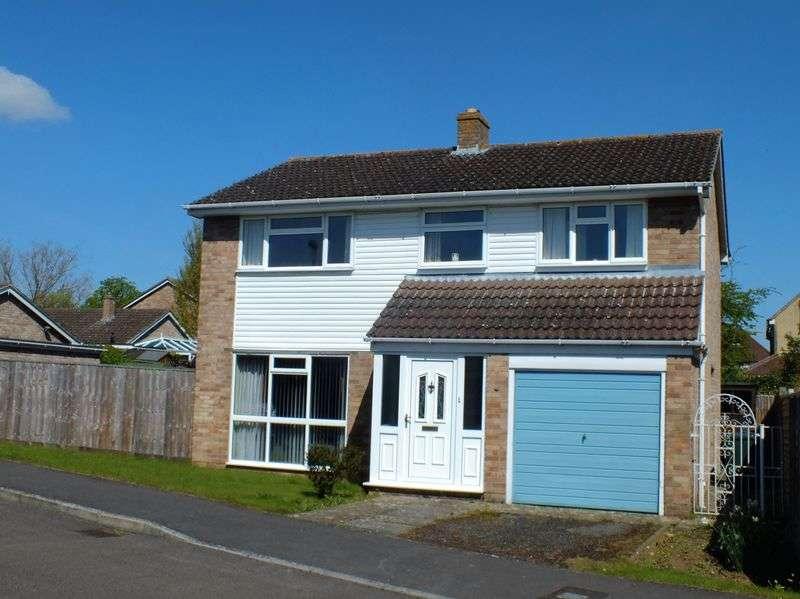 4 Bedrooms Detached House for sale in Beagles Close, Kidlington