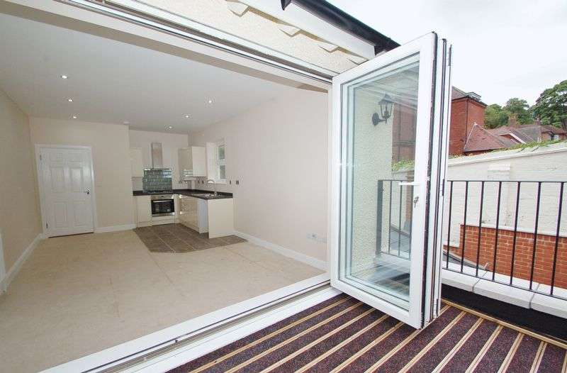2 Bedrooms Flat for sale in High Wycombe