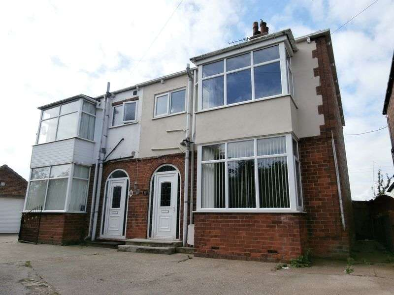 3 Bedrooms Semi Detached House for sale in Lascelles Ave, Withernsea,