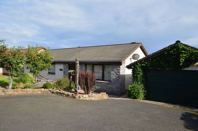 4 Bedrooms Detached Bungalow for sale in Gillsland, Eyemouth