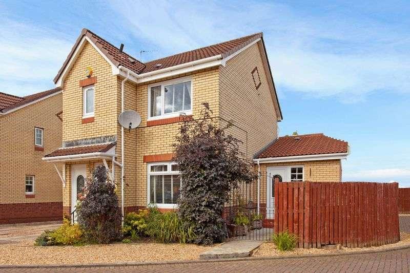 3 Bedrooms Detached House for sale in Heathery Lea Avenue, Coatbridge