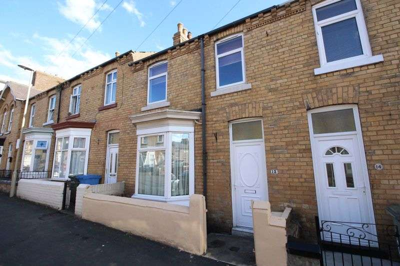 2 Bedrooms Terraced House for sale in Caledonia Street, Scarborough
