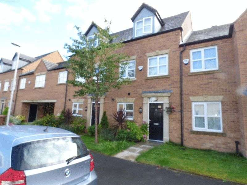 3 Bedrooms Mews House for sale in Foxfield Road, St. Helens