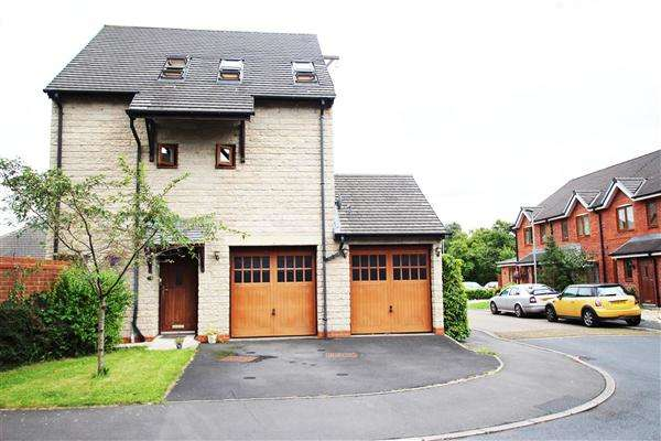 4 Bedrooms Semi Detached House for sale in Abbotts Close, Walton le Dale