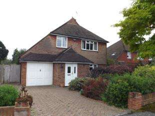 3 Bedrooms Detached House for sale in Exeter Close, Tonbridge