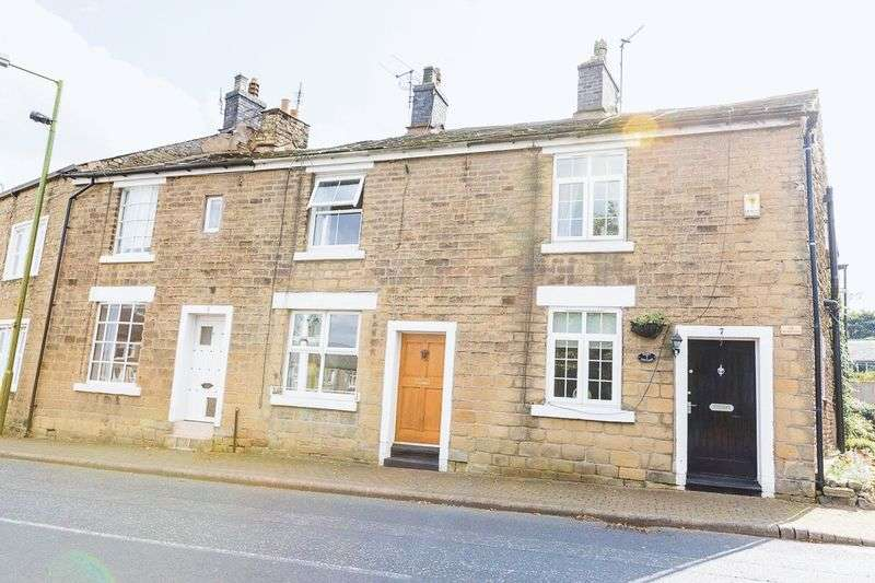 2 Bedrooms Terraced House for sale in Market Place, Mottram