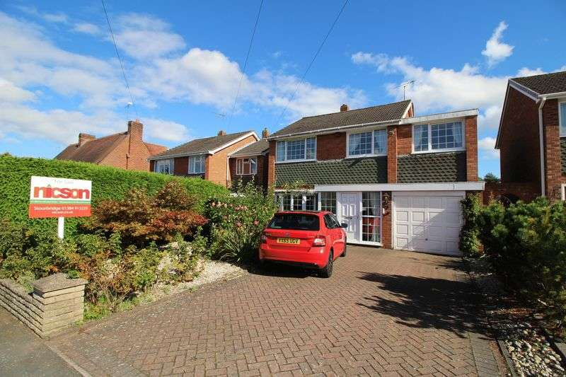 4 Bedrooms Detached House for sale in Eveson Road, Stourbridge