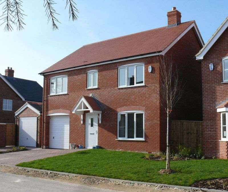 4 Bedrooms Detached House for sale in The Pavillions, Faldingworth