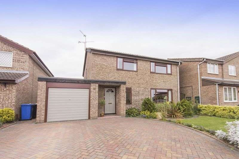 4 Bedrooms Detached House for sale in TELFORD CLOSE, MICKLEOVER