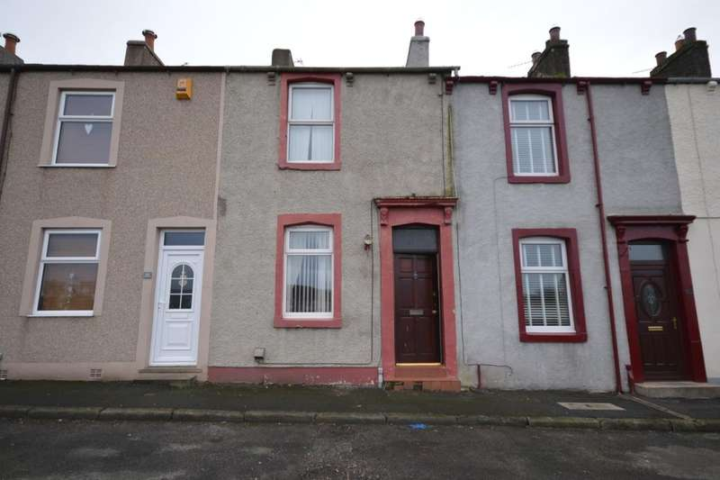 2 Bedrooms Property for sale in Buchanan Terrace, Ellenborough, Maryport, CA15