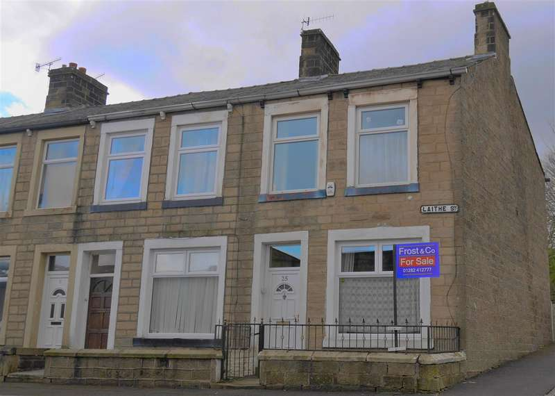 3 Bedrooms Terraced House for sale in Laithe Street, Colne