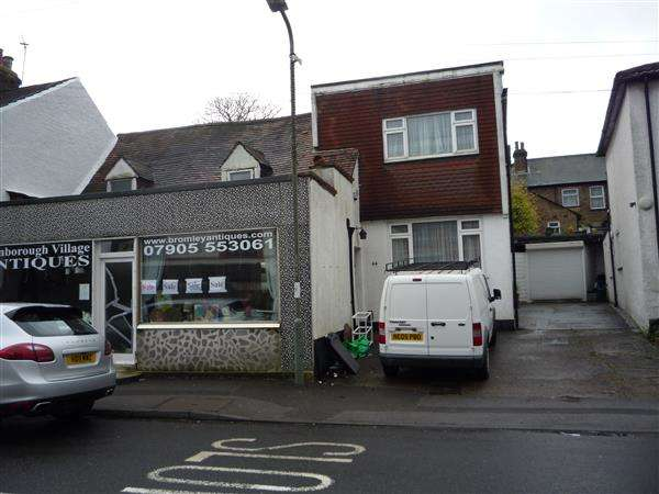 5 Bedrooms Commercial Property for sale in High Street, Farnborough, Orpington