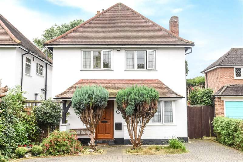 4 Bedrooms House for sale in Sharps Lane, Ruislip, Middlesex, HA4