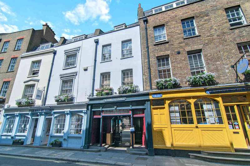 2 Bedrooms Apartment Flat for sale in Shelton Street, Covent Garden WC2H