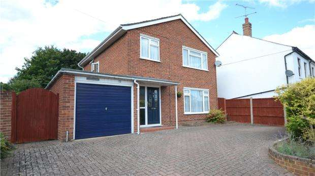 3 Bedrooms Detached House for sale in Weybourne Road, Farnham, Surrey