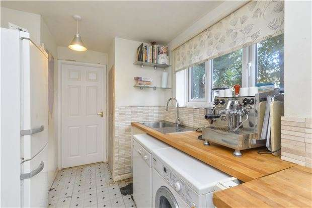 3 Bedrooms Terraced House for sale in Titup Hall Drive, Headington, OXFORD, OX3 8QQ
