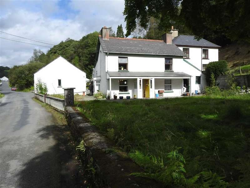 3 Bedrooms Property for sale in Pontrhydygroes, Ystrad Meurig