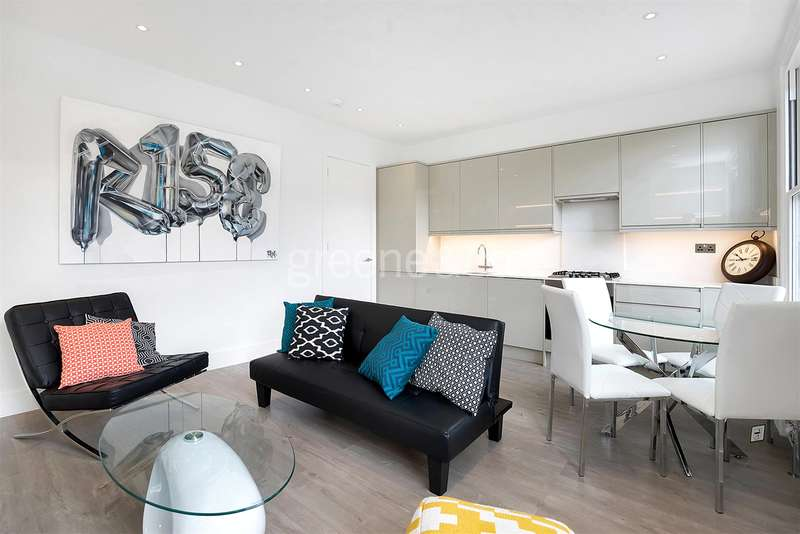 2 Bedrooms Flat for sale in Barnsdale Road, Maida Vale, London, W9