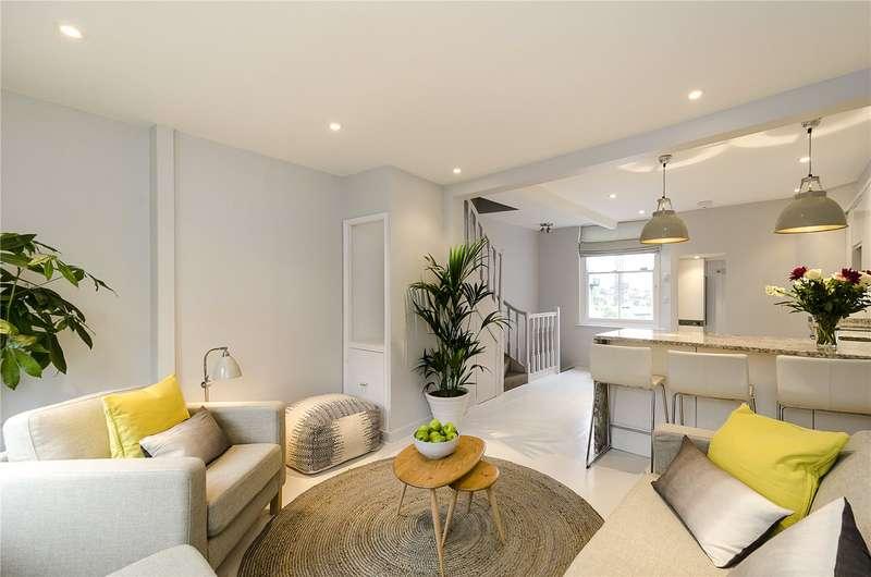 2 Bedrooms Flat for sale in Heath Street, Hampstead, London, NW3