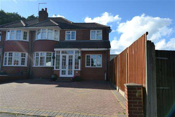 4 Bedrooms Semi Detached House for sale in Amherst Avenue, Handsworth Wood, Birmingham