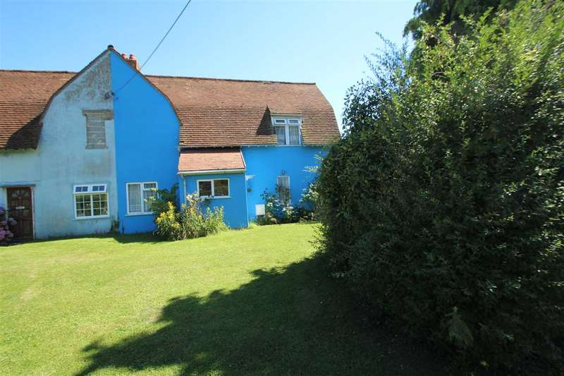 3 Bedrooms Semi Detached House for sale in High Street, Long Melford