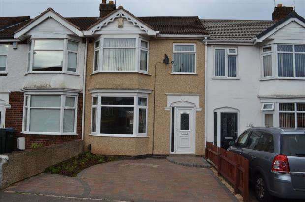 3 Bedrooms Terraced House for sale in Honiton Road, Wyken, Coventry, West Midlands