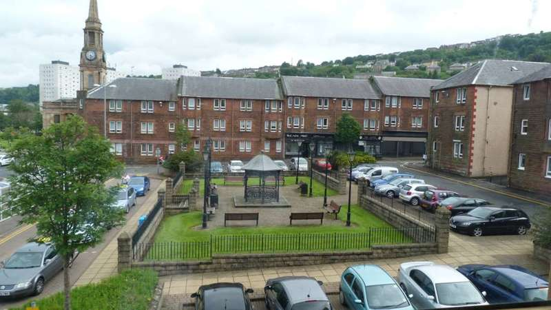 2 Bedrooms Apartment Flat for sale in Crawford St, Port Glasgow