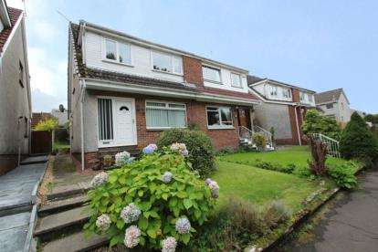 3 Bedrooms Semi Detached House for sale in Forth Court, Mossneuk