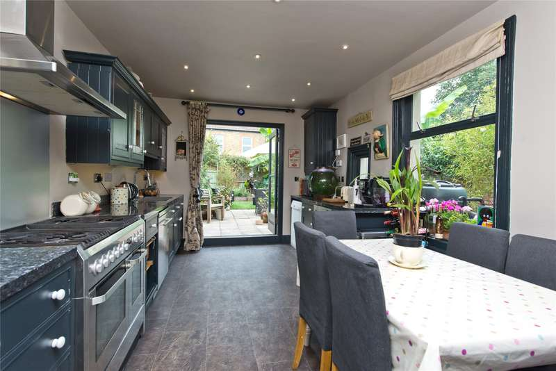 5 Bedrooms Terraced House for sale in Replingham Road, London, SW18