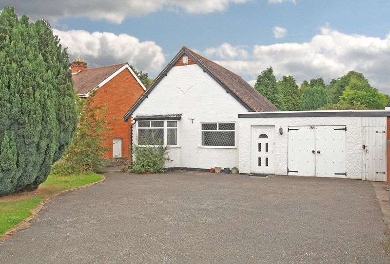 3 Bedrooms Detached Bungalow for sale in Stourbridge Road, Bromsgrove