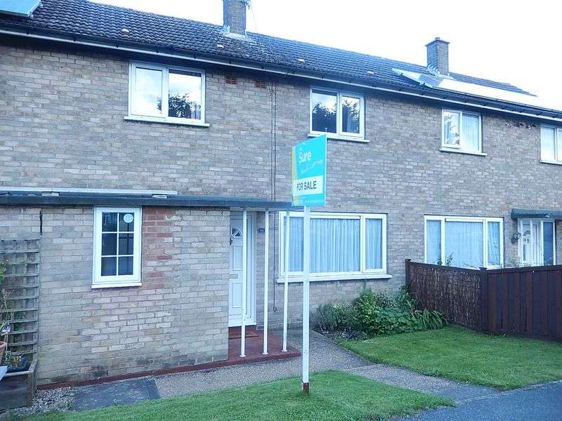 3 Bedrooms Terraced House for sale in Capper Avenue, Gainsborough