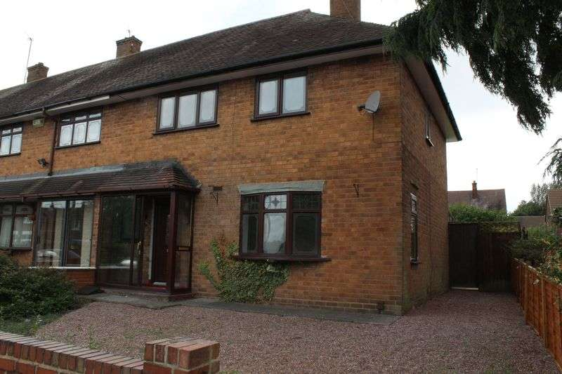 3 Bedrooms Terraced House for sale in Florence Road, Tipton