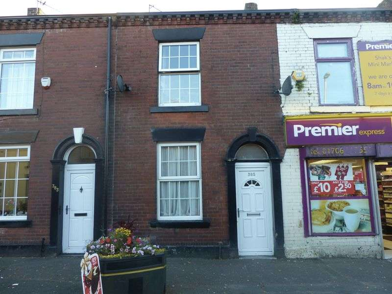 2 Bedrooms Terraced House for sale in Rochdale Road, High Crompton, Shaw